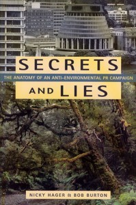 Secrets and Lies – Nicky Hager and Bob Burton