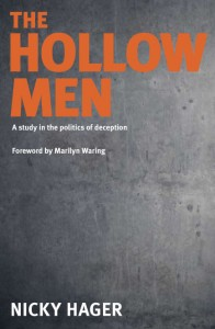 The Hollow Men - Nicky Hager