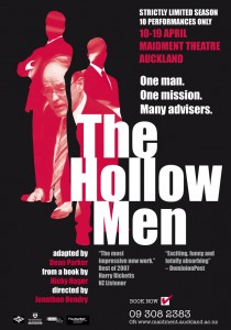 The Hollow Men - play